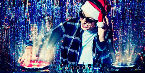 Trenger du DJ til Julebord?